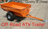 off-Road Style ATV Box Trailer