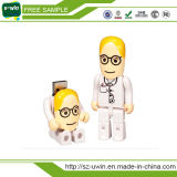 Popular Doctor Shaped USB Pen Drive