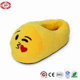 Kiss Valentines Gift Slippers Plush Soft Fashion Shoe