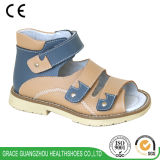 Orthopedic Kids Shoes with Extra Depth for Orthotics (Anti-Varus Sandal)