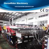PC Hollow Sunshine Sheet Extrusion Production Line Making Machine