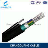 Gytc8a/S Loose Tube Optical Fiber Cable Outdoor Overhead Figure 8 Self Supporting Aerial Fiber Optic Cable Price