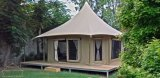 Double Layers Outdoor Luxury Resort Tent Glamping Tent