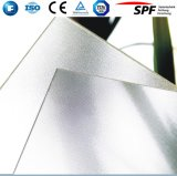 Clear Low Iron Patterned Tempered Solar Glass for Photovoltaic Panel