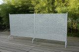 Leisure Hotel Garden Patio Furniture Outdoor Metal Screen (FS-5900)