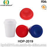 High Quality Insulated Plastic Coffee Mug with Lid (HDP-2019)