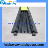 4 Channel Cable Ramp Rubber Cable Cable Protector Cable Ramp Cover