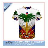 Custom Sublimation Designs Slim Fit T Shirt for Men