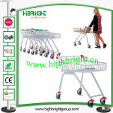Smart Convenience Store Shopping Trolley
