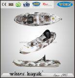 Sit on Top Recreational Plastic Kayak (Velocity II)