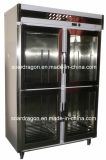 Stainless Steel Electric Food Warmer with +85 Degrees