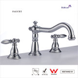 Brass Antique Sanitary Ware Bathroom Accessories Basin Faucet Certificated