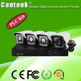 Plug-Play Smart Home Power Line Communication camera Kit (PLCD420RH10)