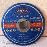 Cutting Wheel for Stone -115X3X22.2