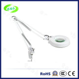 Clamp Medical Magnifier Lamp with LED Light (EGS500A)