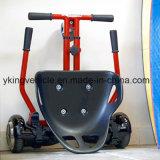 2016 New Design Product Cool Seat Hover Kart for 2 Wheels Hoverboard Go Kart Hoverkart (HK-5)