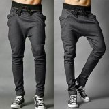 Men′s Casual Jogger Dance Sportswear Sweat Pant