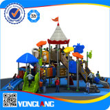 High Quality Competitive Price Fashion Children Plastic Playground (YL-S124)