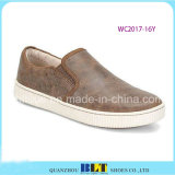 Leather Own Design Lace Shoes for Women