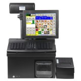 Channel Way Fourth Generation Complete Set POS Machine