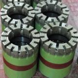 Drilling Core Bit/Diamond Core Drill Bit Turbo Type/for Any Rock Hardness