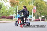 3 Wheels Smart Hub Brushless Motor Cheap Electric Scooter Es5016 on Sale