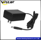 24V 1A Power Adaptor with Ce FCC RoHS Certificate