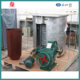 High Quality 500kg Aluminum Smelting Induction Furnace