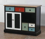 Wholesale Multifunction Wooden Cabinet Antique Furniture