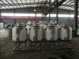 Stainless Steel Industrial Fermentation Tank with Side Manway