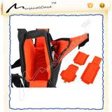 Vintage Waterproof Canvas Leather Trim DSLR SLR Shockproof Camera Bag-