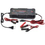 3/6A 12V/24V Auto Smart Battery Charger