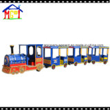13 Players Blue Parade Trackless Train for Amusement Park