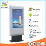 55 Inch Sunlight Readable IP65 Waterproof Outdoor LCD Screen (MW-551OF)