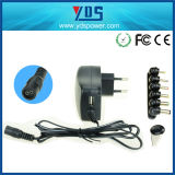 Universal Wall Mounted AC DC 30W 12V 2A Power Adapter