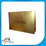 Wholesale Fashion Promotion Small Flap Gift Clothes Paper Bag