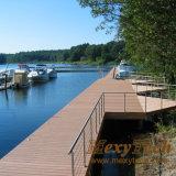 WPC Wood Swimming Pool Decking