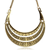 Metal Chunky Statement Pendants & Necklaces Bib Collar Chokers Necklace Jewelry for Women