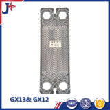Replace Tranter Gx13 Plate for Plate Heat Exchanger with Ss304/ Ss316L Made in China