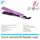 Wide Plates Hair Flat Iron with Ceramic Coating Plates Manufacturer Wholesale