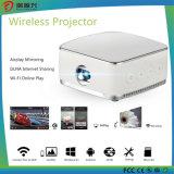 high lumen full HD Mini Portable Wireless Projector