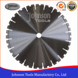 300mm Laser Welded Diamond Universal Saw Blades with Single U Segment