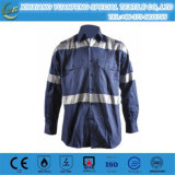Work Place Best Seller Cheap Price Fire Retardant Overall with Reflective Tapes