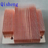 Skiving Heat Sink, Copper or Aluminum