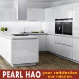 2017 Hot Sale Shinning Acrylic White Kitchen Cabinets