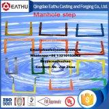 Plastic Manhole Step Stainless Steel or Aluminum Manhole Step