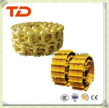 Mini Excavator Caterpillar PC100-3 Track Link Excavator Link Chain Assembly for Excavator Undercarriage Spare Parts