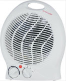 Home Appliance Room Electric Fan Heater with 2000W Fan Heater with Overheat Protection
