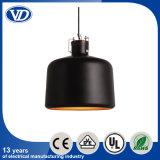 Black Single Head Pendant Lamp