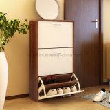 Best-Selling White Cheap Shoe Cabinet (UL-WR021)